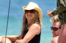 Jennifer Aniston de Vacaciones en Hawaii