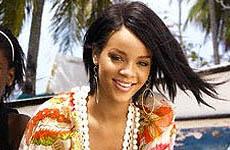 Rihanna y su estilo playero en InStyle