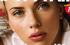 Scarlett Johansson en VanityFair Alemania