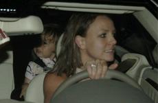 Britney Spears en otro accidente de auto?