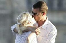Gwen Stefani y su familia en Paris