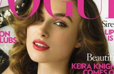 Keira Knightley en Vogue [UK]