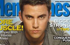 Milo Ventimiglia en Men's Fitness magazine