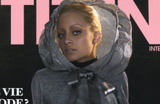 Nicole Richie en la revista Citizen K