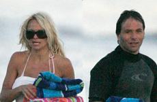 Pamela Anderson y Rick Salomon se casaron