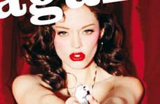 Rose McGowan en Above Magazine