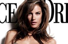 Alessandra Ambrosio sexy en la Revista Ocean Drive