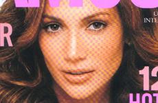 Jennifer Lopez en la Revista Britanica Glamour