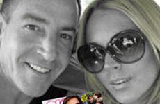 Lindsay Lohan en OK! magazine tras salir de rehab