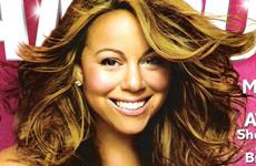 Mariah Carey brilla en la Revista Glamour