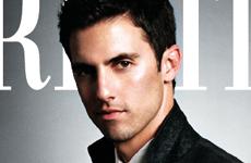 Milo Ventimiglia HOT en Prestige Magazine (Oct)