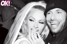 Fotos de la Boda de Pamela Anderson y Rick Salomon