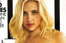 Scarlett Johansson en la Revista Elle [Noviembre]