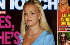 La historia del embarazo de Britney Spears es FALSA