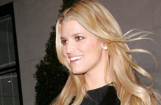 Jessica Simpson en New York