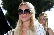 Lindsay Lohan regresa en Ugly Betty