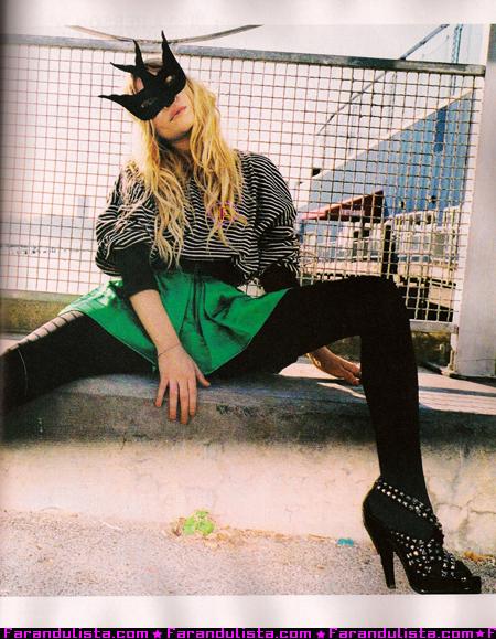 Mary Kate Olsen Nylon Tv 89