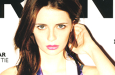 Mischa Barton en Arena Magazine (Enero -2008)