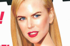 Nicole Kidman: soy completamente natural (Radar Magazine)