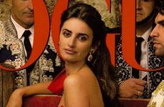 Penelope Cruz en la revista Vogue