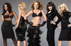 Los trajes de las Spices Girls por Roberto Cavalli