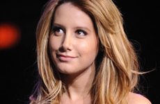 La nueva nariz de Ashley Tisdale
