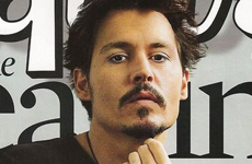 Johnny Depp en Esquire Magazine
