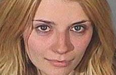 Mischa Barton arrestada por conducir ebria (DUI)