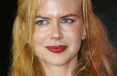 Nicole Kidman en la premier de The Golden Compass - Sydney