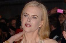 Niegan embarazo de Nicole Kidman… otra vez