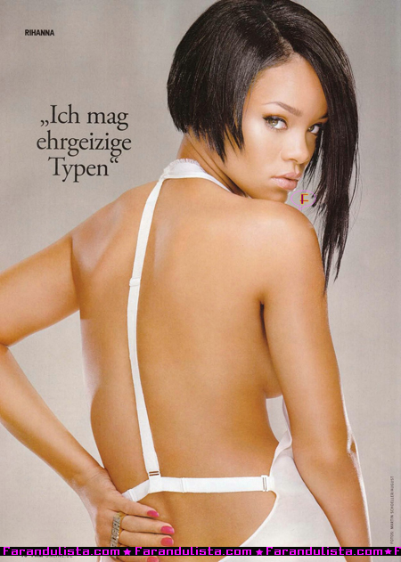 Rihanna Fhm Nude 18
