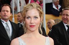 Christina Applegate en los SAG Awards 2008