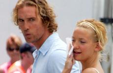 Matthew McConaughey huele a rayos