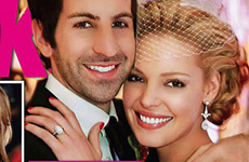 Katherine Heigl - Fotos de su boda - OK! magazine