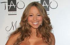 Mariah Carey celebro la llegada del 2008 en Tao