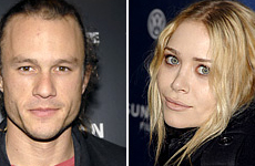 Mary Kate Olsen y Heath Ledger estaban saliendo?