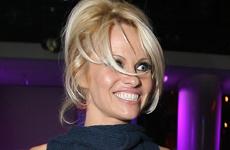 Pamela Anderson en la Fiesta de Pure