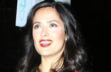 Salma Hayek Hermosa en Melrose Place