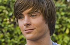 "Zac Efron en ""17 Again"" - Sunday Gossip Links"