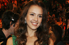 Jessica Alba en los Kids Choice Awards 2008