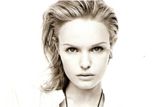Kate Bosworth para Calvin Klein