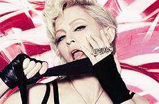 Portada de Hard Candy el nuevo album de Madonna