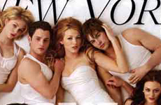 Gossip Girl en la portada de New York Magazine