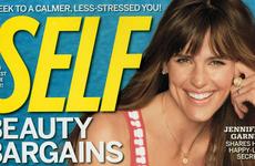 Jennifer Garner en Self magazine [Mayo]