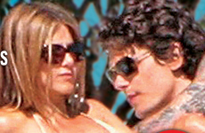 WHAT? Jennifer Aniston esta saliendo con John Mayer [In Touch]