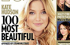 Kate Hudson entre Los 100 Mas Bellos de People 2008