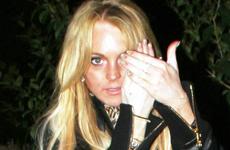 Lindsay Lohan es rubia otra vez