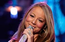 Mariah Carey en el show Idol Gives Back 2008 de AI