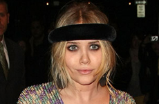 WTF? Mary Kate Olsen y su look de gala