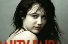 WTF? Preview de Miley Cyrus topless en Vanity Fair [Update!]